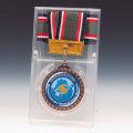 ご予算に応じてメダルのケース・メダルリボンをお選び頂けます。