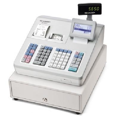 軽減税率対応レジスター シャープ XE-A407