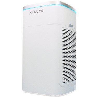 光触媒&マイナスイオン機能付き中型業務用空気清浄機 ALCURE アルキュア A100C コロナ感染症対策 適用床面積 目安100m2 54畳以上