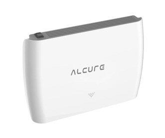 光触媒&マイナスイオン機能付き車載・小型空気清浄機 ALCURE アルキュア A30C コロナ感染症対策 適用床面積 目安15m2 8畳以上