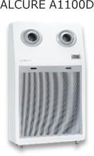 光触媒&マイナスイオン機能付き業務用大型空気清浄機 ALCURE アルキュア A1100D コロナ感染症対策 適用床面積 目安1121m2 614畳以上