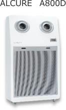 光触媒&マイナスイオン機能付き業務用大型空気清浄機 ALCURE アルキュア A800D コロナ感染症対策 適用床面積 目安799m2 438畳以上