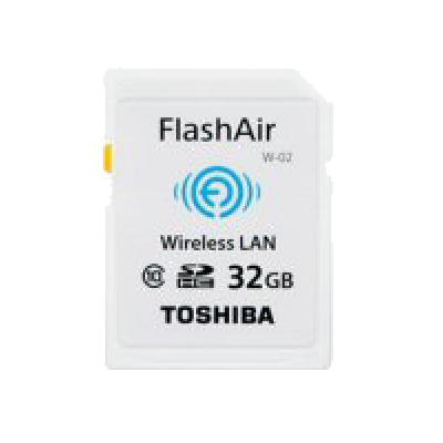 無線LAN付き SDメモリーカード/Flash Air/SD-WD032G