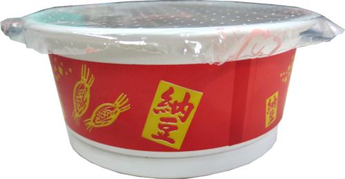 【冷凍限定】おはよう納豆 一口カップ極小粒 20g/50個入