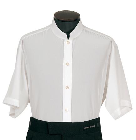 フジヤマ マンドリンスタンドカラーシャツ(No.S11-1)