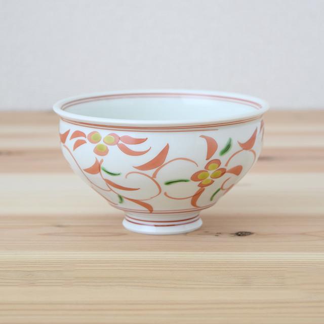 波佐見焼 康創窯 お茶碗 飯碗 ごはん茶碗 まる碗 和食器 セレクトショップ Danlife 万歴 和風