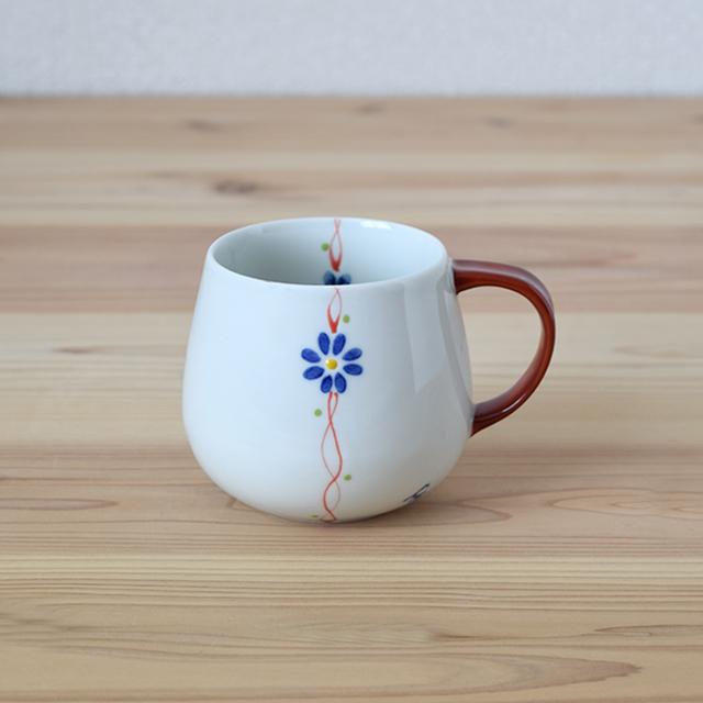 はさみ焼 波佐見焼 団陶器 和食器 器 マグカップ 福峰窯 ねこ レスト 花 箸置 おしゃれ かわいい