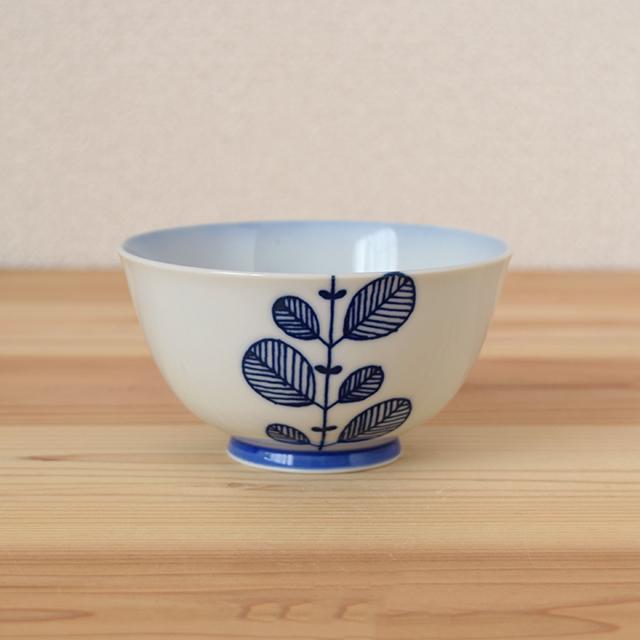 波佐見焼 器 食器 団陶器 ミント 茶碗 茶付 ご飯茶碗 北欧