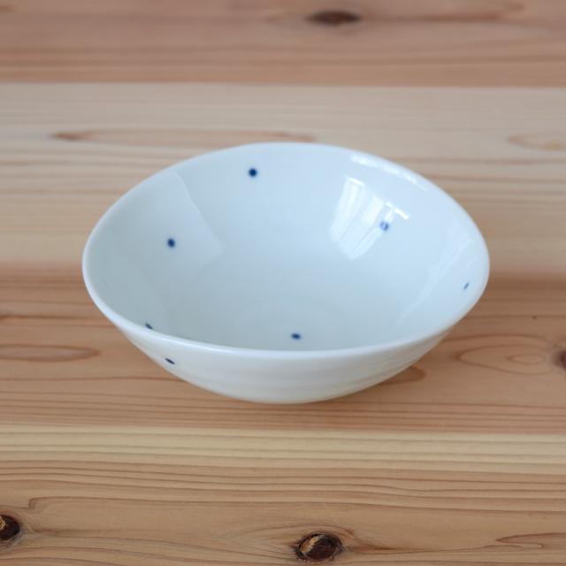 波佐見焼  和食器 セレクトショップ Danlife  シンプル 染付 小鉢 ボウル 鉢 康創窯