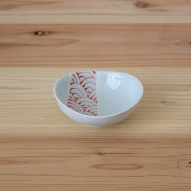 波佐見焼 和食器 団陶器 danlife 小皿 小付 手塩皿 豆皿 かわいい 福峰窯