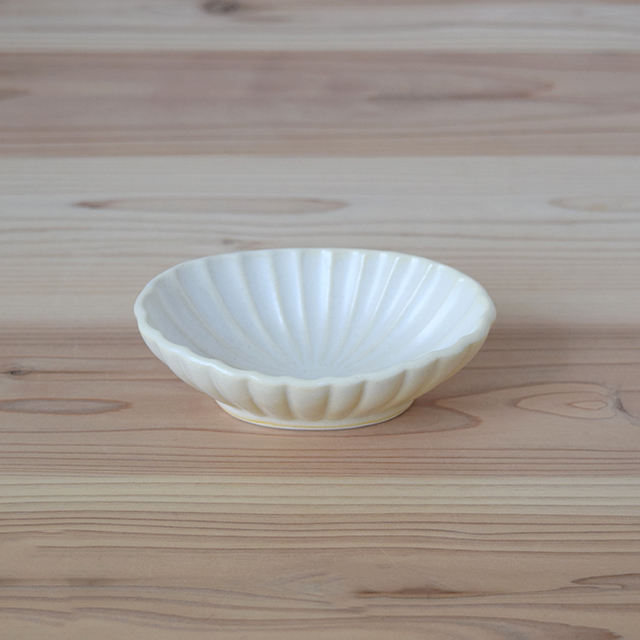 波佐見焼 団陶器 和食器 器 しのぎ 鎬 菊割 マグカップ お茶碗 茶付 小付 丼