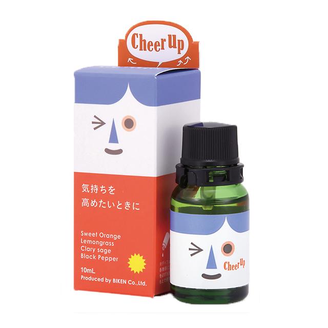 水溶性エッセンシャルオイル Cheer  Up 10mL【廃番品】