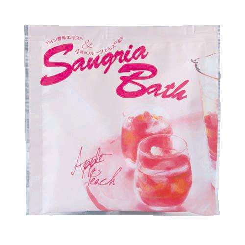 サングリアバス アップルピーチの香り