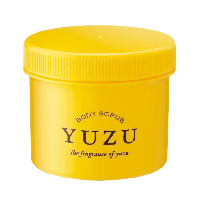 高知県産YUZU ボディマッサージスクラブ