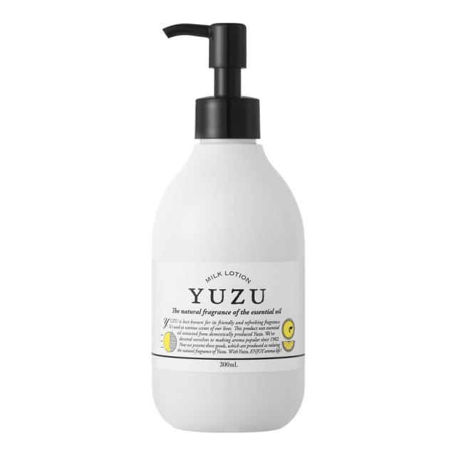 YUZUボディミルクローション1