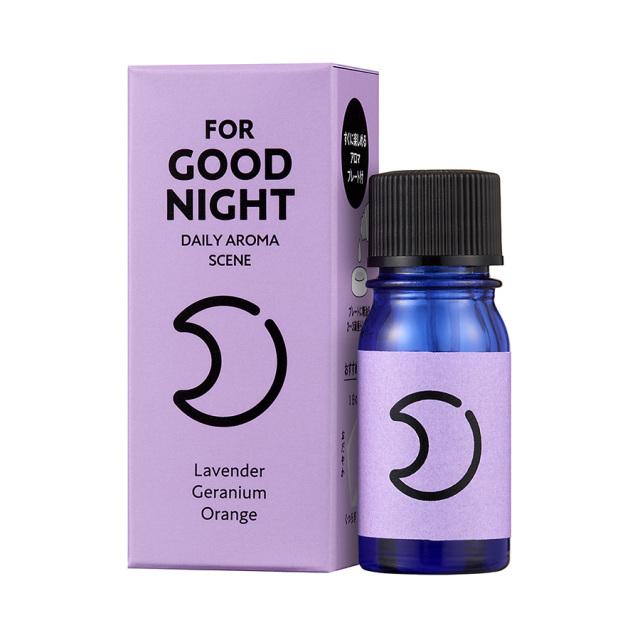 デイリーアロマシーン FOR GOOD NIGHT5.5mL