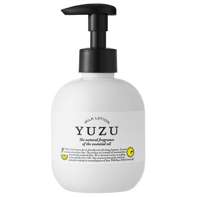 高知県産YUZU ミルクローション 200mL