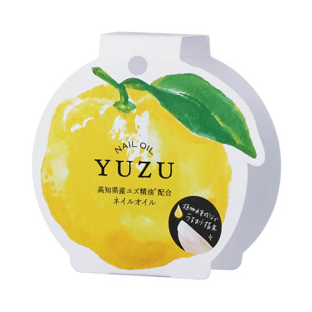 高知県産YUZU ネイルオイル 10mL【欠品中】