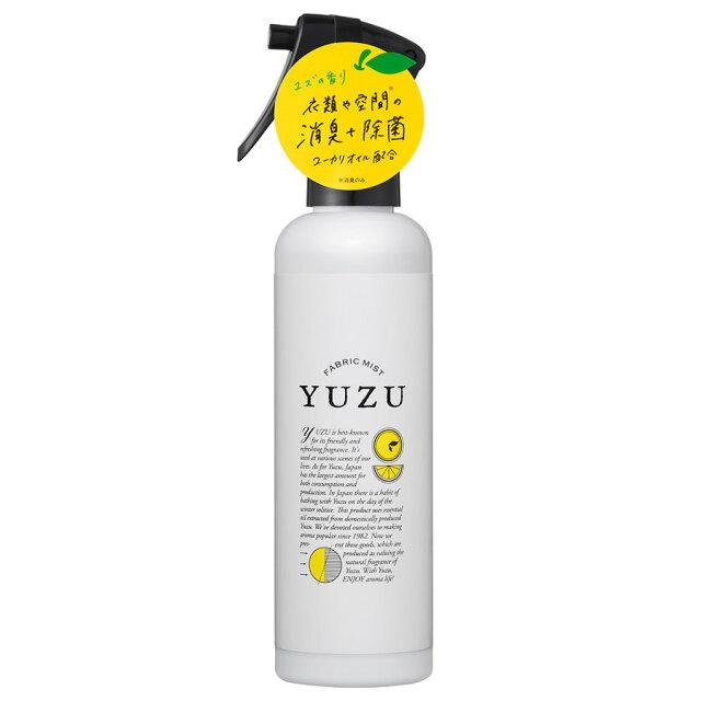 高知県産YUZU 消臭・除菌ファブリックミスト 200mL