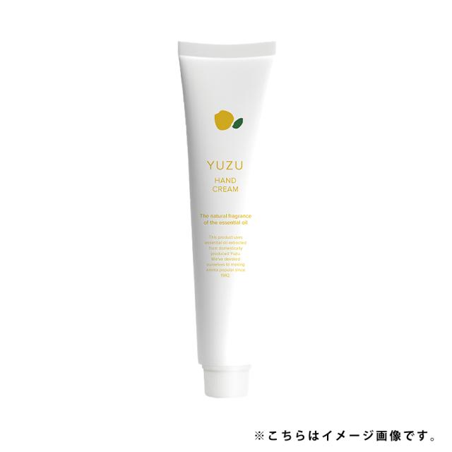 高知県産YUZU ハンドクリーム 20g