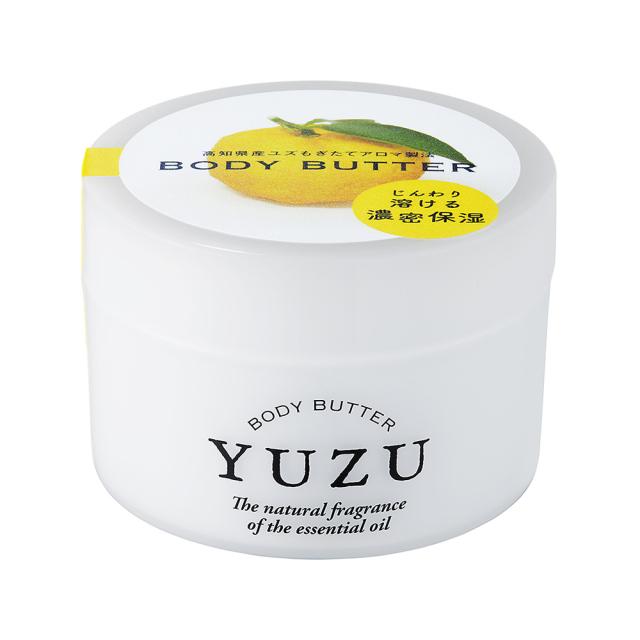 高知県産YUZU ボディバター
