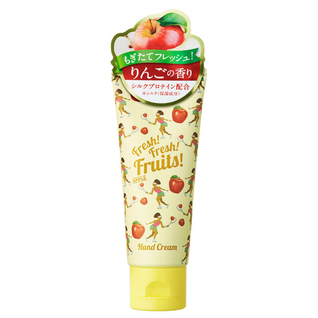 フレフレハンドクリーム リンゴ