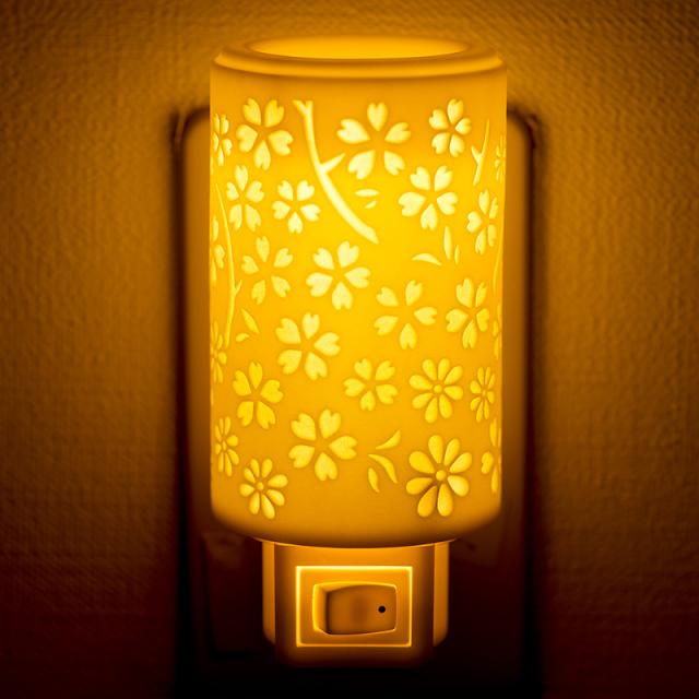 LEDアロマランプ さくら