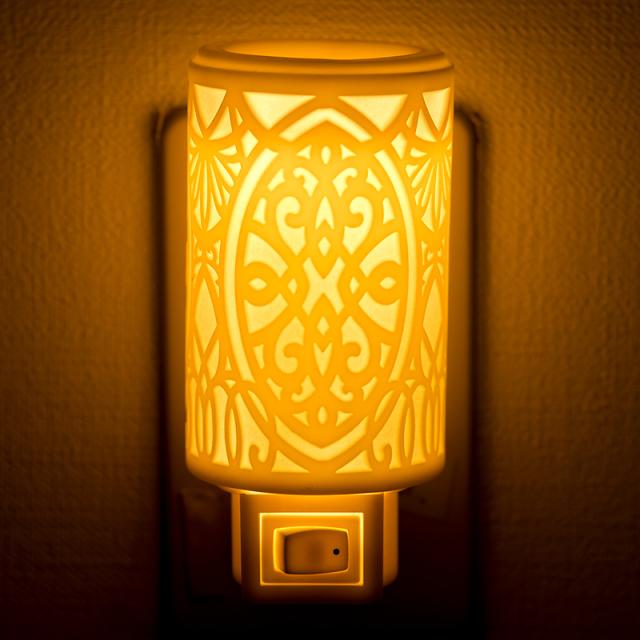 LEDアロマランプ シルクロード