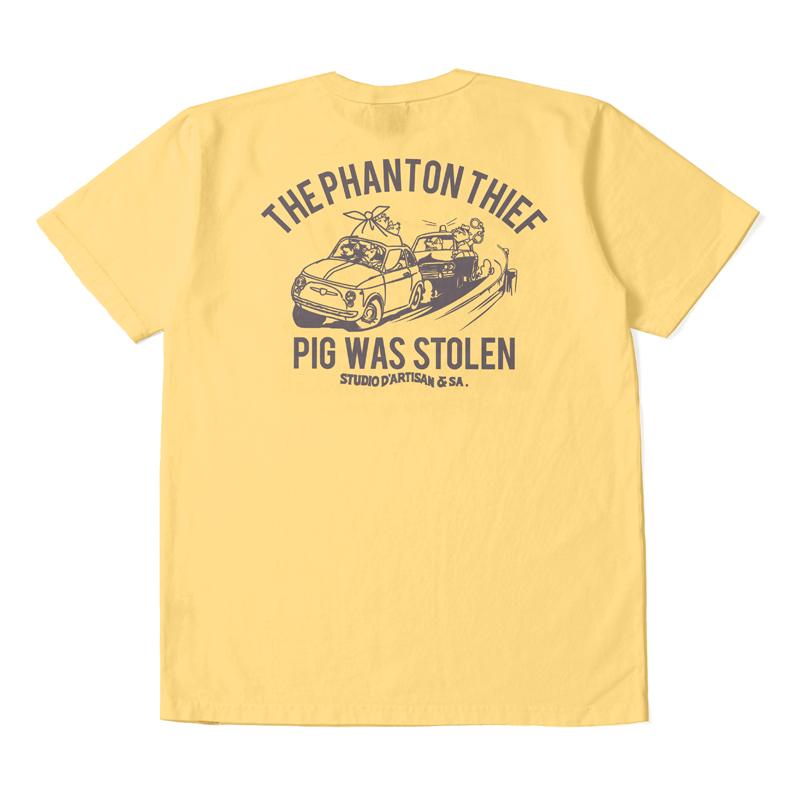 USAコットンプリントTシャツ【8030A】