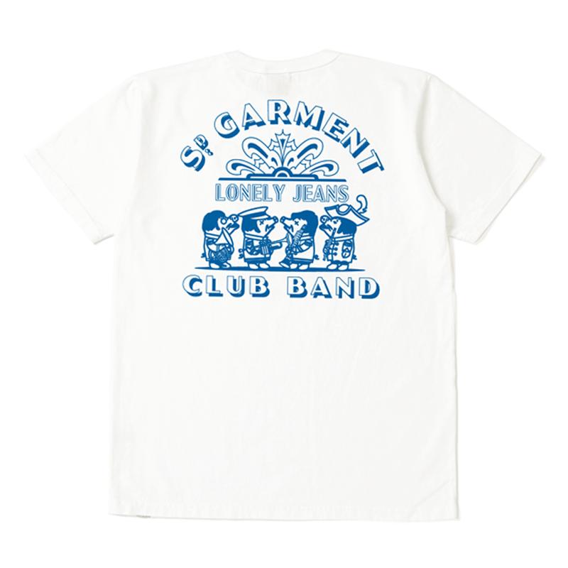 USAコットンプリントTシャツ【8041A】