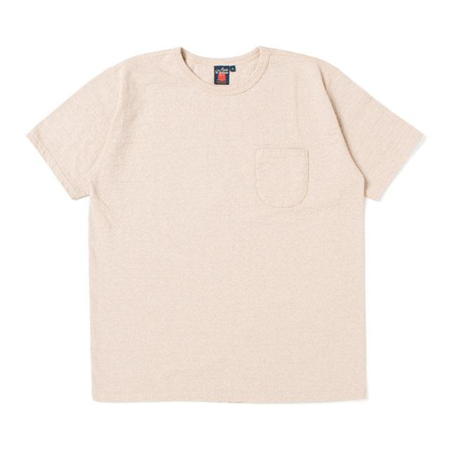 FOX吊り編み半袖Tシャツ【FOX-006】