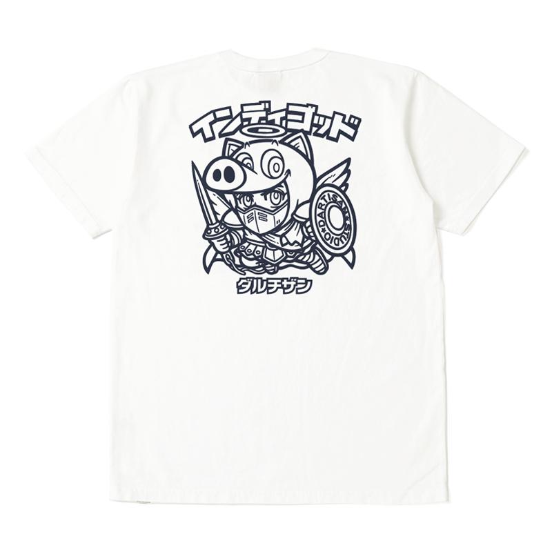 インディゴッドTシャツ【WAR-002A】