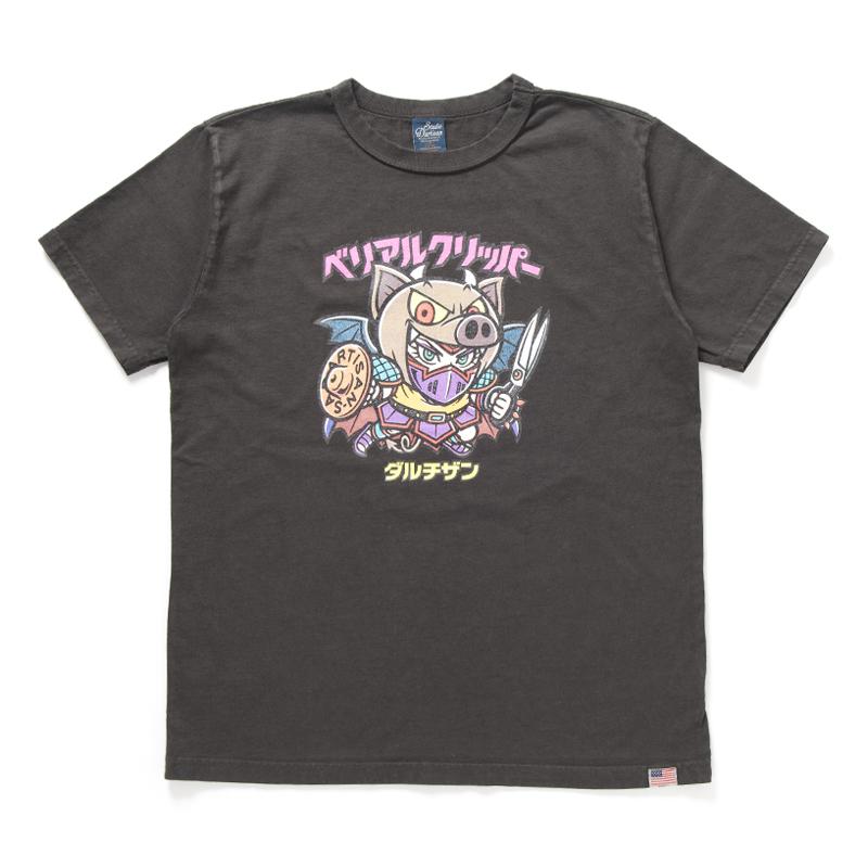 ベリアルクリッパースペシャルTシャツ【WAR-003B】