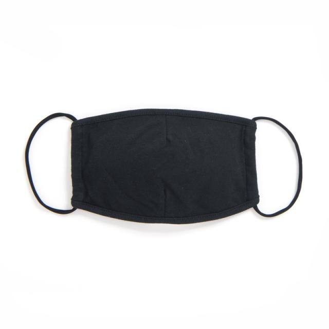 マスク ブラック【7506】