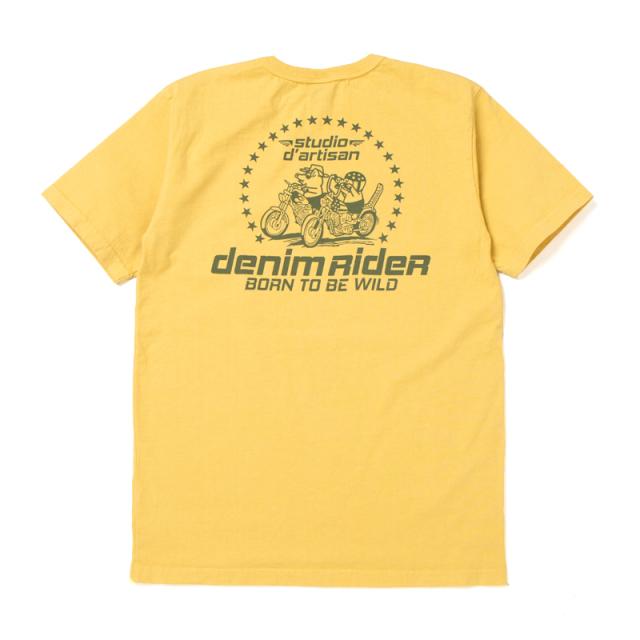 USAコットンプリントTシャツ【8005B】
