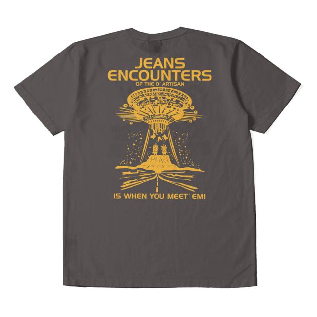 USAコットンプリントTシャツ【8030B】