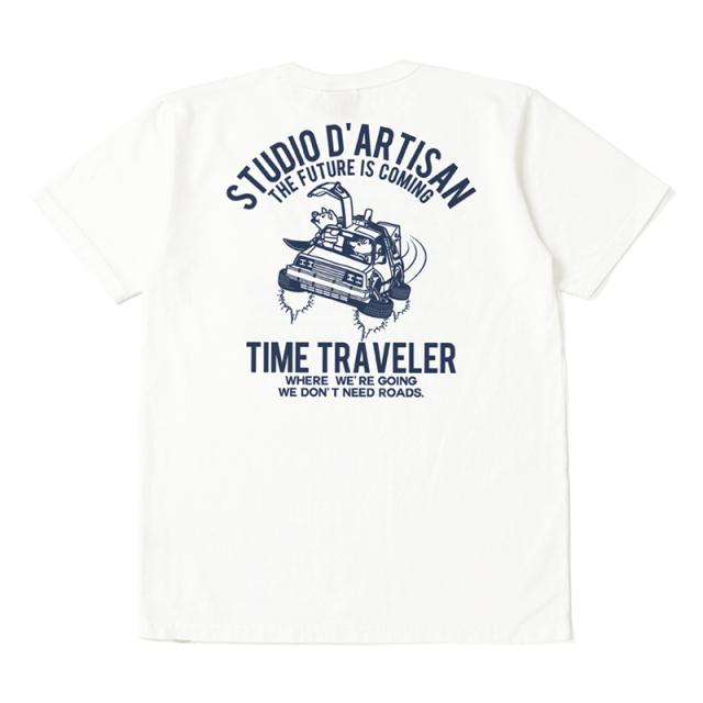 USAコットンプリントTシャツ【8040A】