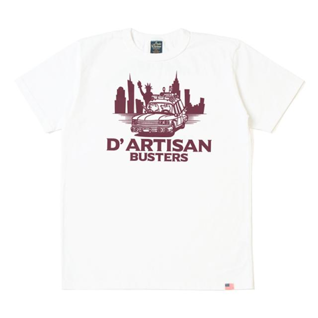 USAコットンプリントTシャツ【8040B】