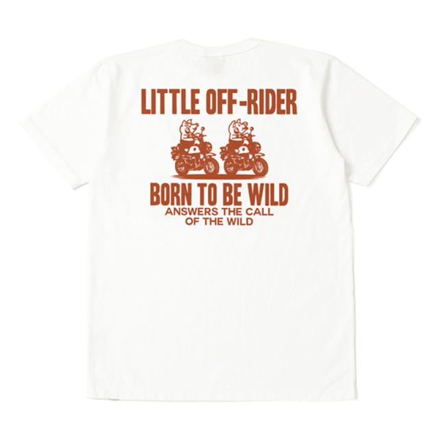 USAコットンプリントTシャツ【8042A】