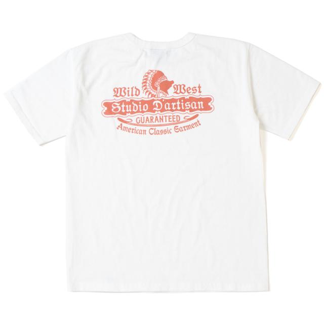 吊り編みプリントTシャツ【9993C】