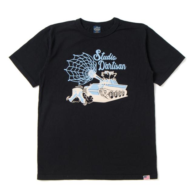 USAコットンプリントTシャツ【9995B】