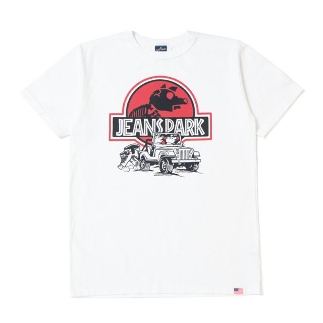 USAコットンプリントTシャツ【9996B】