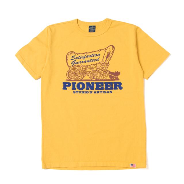 USAコットンプリントTシャツ【9997B】