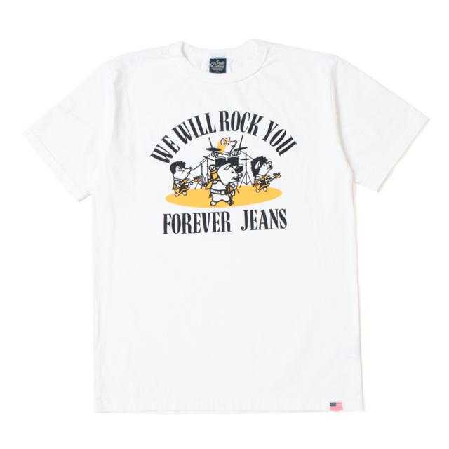 USAコットンプリントTシャツ【9998B】