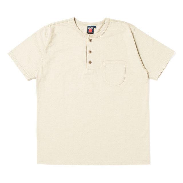 FOX吊り編み半袖Tシャツ【FOX-007】