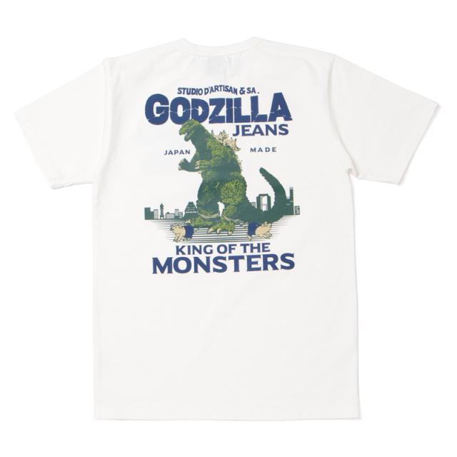 ゴジラコラボTシャツ 【GZ-010A】