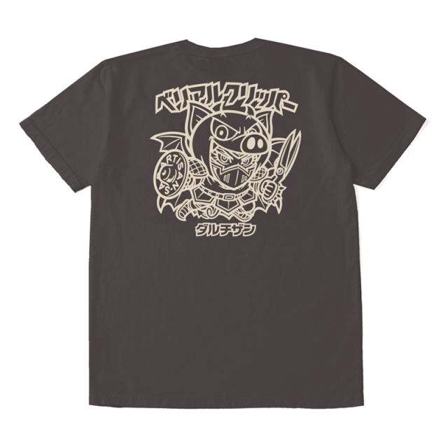 ベリアルクリッパーTシャツ【WAR-003A】