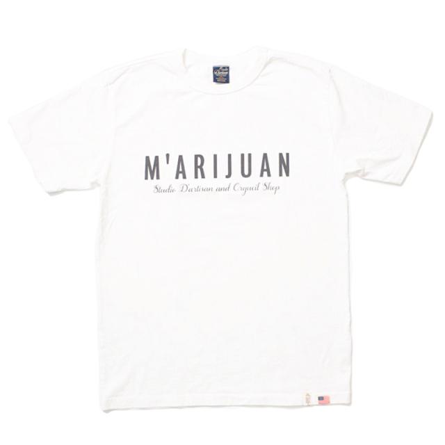 マリジュアンTシャツ【MAR-001】