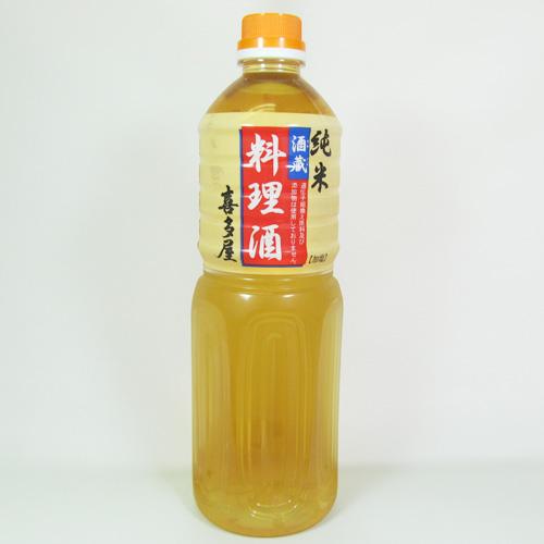 純米酒造料理酒(1000ml)