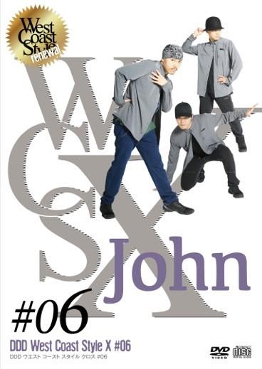 DDD West Coast Style X #06 「John」